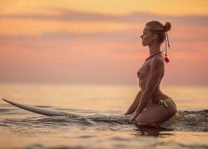 amateur photo Surfing