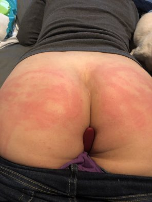 amateur photo spanked/plugged