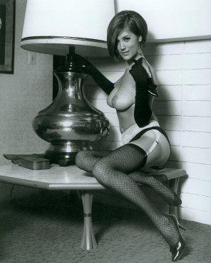 amateur photo 1960s model Candy Earle