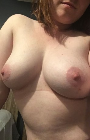 amateur photo You know the deal. Just big boobs