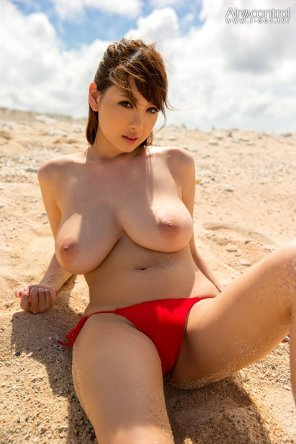 amateur photo In the sand