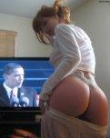 amateur photo Thanks, Obama