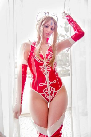 amateur photo Evil Belldandy - dat cosplayer