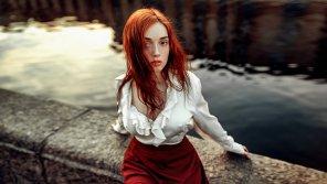 amateur photo Anastasya, by Georgy Chernyadyev