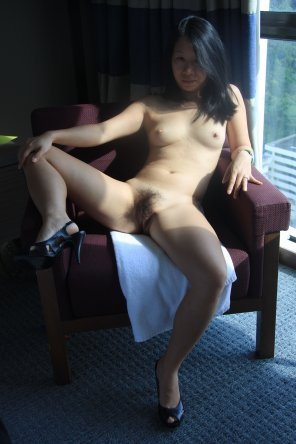 amateur photo Asian MILF, Nice Legs