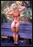 amateur photo Early Nina Hartley. How I learned I was an ass man.