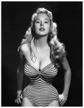 amateur photo Some vintage bustypetite, Betty Brosmer