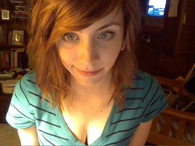 A webcam cutie Porn Photo