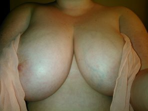 amateur photo my tits for you all to enjoy ;