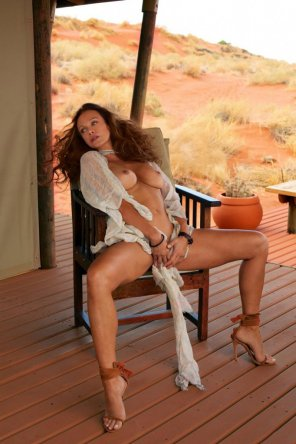 amateur photo Sonja Kirchberger nude