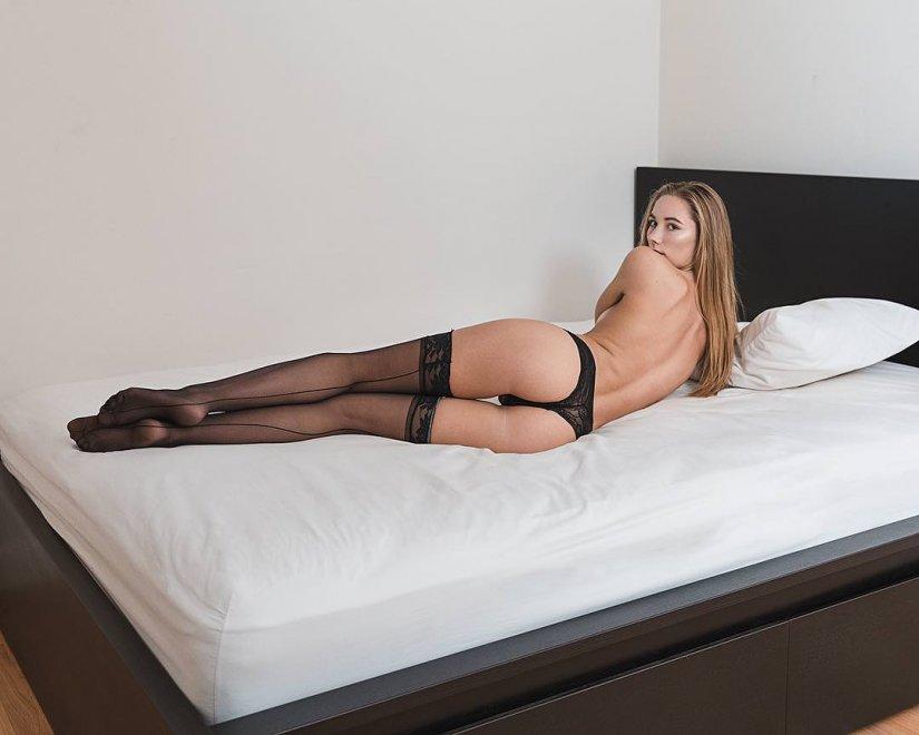 Inviting Porn Photo