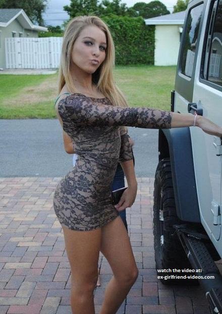 Sexy Tight Dress Fucked