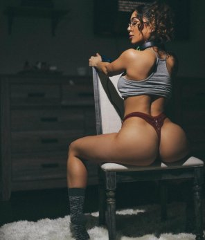 amateur photo Tianna Gregory