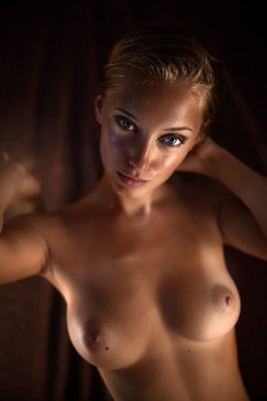 amateur photo Lovely eyes