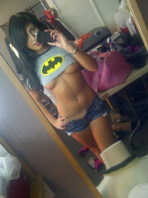 Batman seks lesbijski