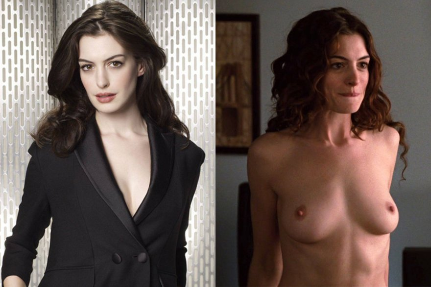 Anne Hathaway Porn Photo