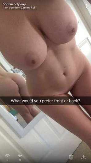 amateur photo What would you prefer?