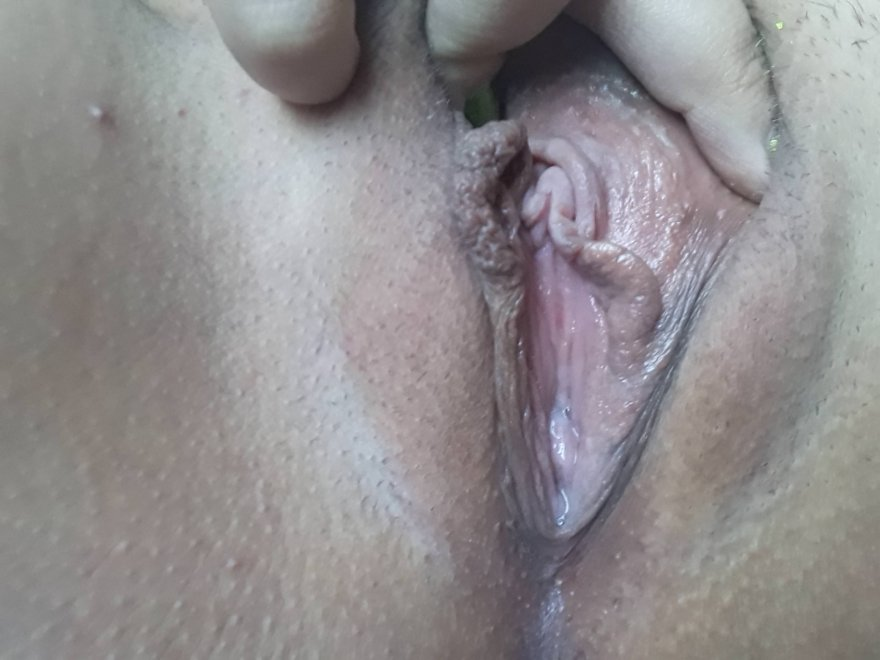 My pussy is wet things