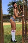 amateur photo Softball practice