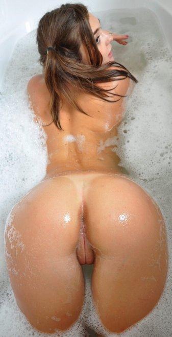 Bath Time Porn Photo
