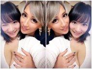 AIKA & Kaho Shibuya