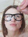 amateur photo Adoring Eyes, Sticky Glasses