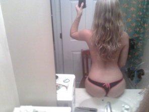 amateur photo Blonde sweetness