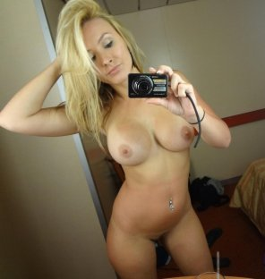 amateur photo Perfect areolas