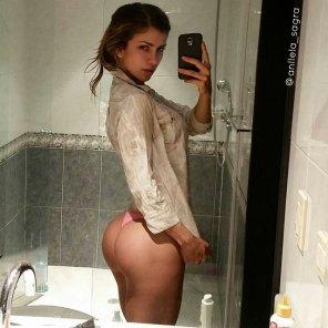 amateur photo Colombiana