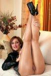 amateur photo Black Heels