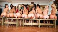 8 ready, 6 waiting their turn