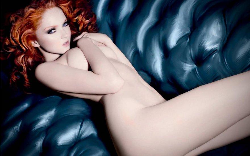 Lily Cole Porn Photo