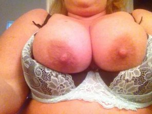 amateur photo Great nipples...