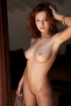 amateur photo Classic curls