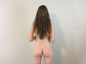 amateur photo My pale wi[f]e.