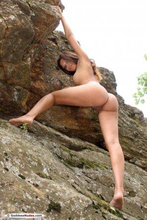 amateur photo nude free climber
