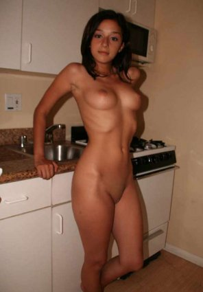 amateur photo The Original Kitchen Cutie