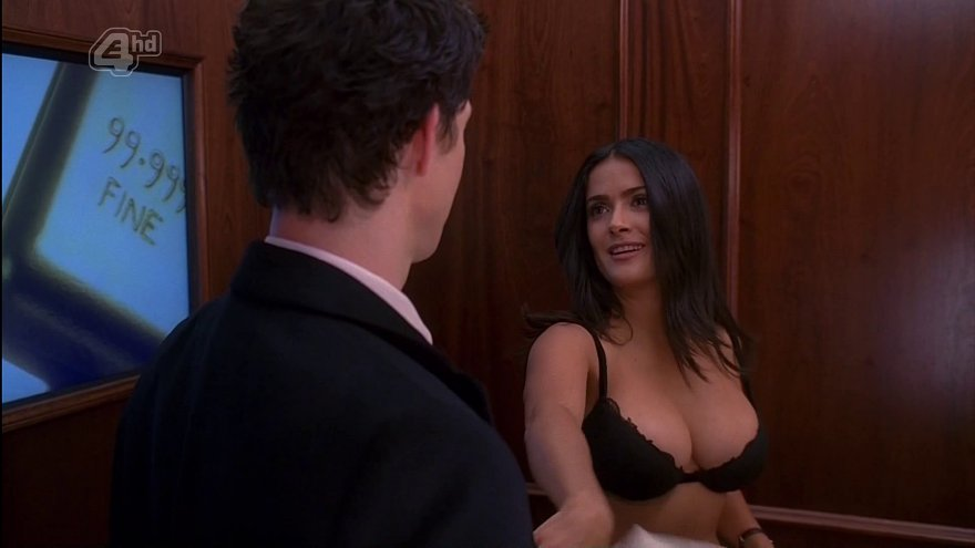 Salma Hayek Porn Photo
