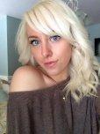 amateur photo Blue eyed beauty