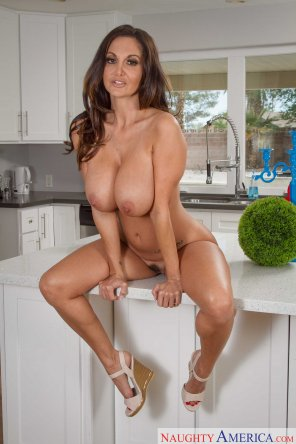 amateur photo Ava Addams