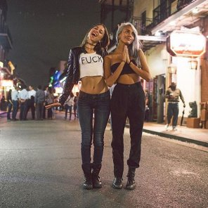 amateur photo Riley Reid and Janice Griffith in New Orleans
