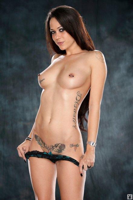 Havoc Hailey in Playboy Porn Photo