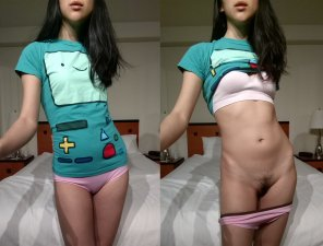 amateur photo BMO wants to play! 🎮