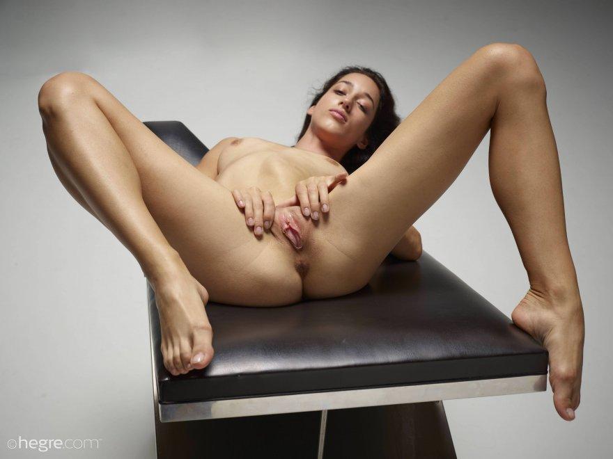 Gia's Legitimate Medical Exam Porn Photo