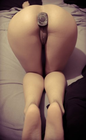 amateur photo Latina Plugged