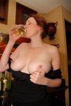 amateur photo Wine Party