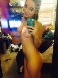 amateur photo Nude selfie