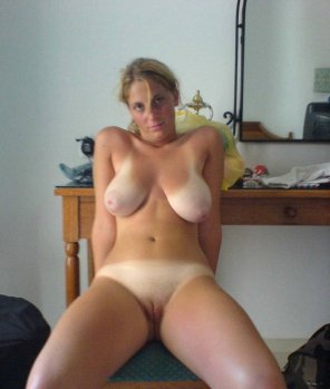 amateur photo Tanlines