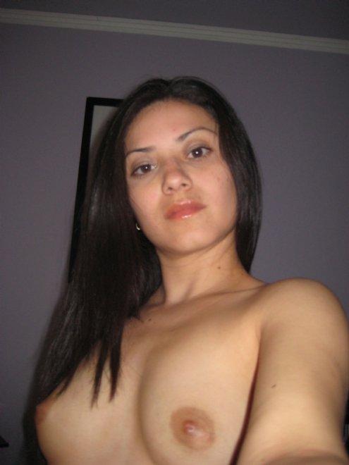 Chica has attitude Porn Photo
