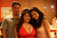 Busty filipino chick